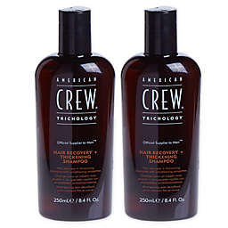 American Crew® 8.4 oz. Hair Recovery + Thickening Shampoo (Set of 2)