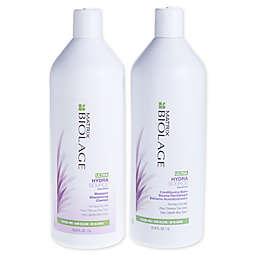 Biolage Ultra Hydrasource 33.8 fl. oz. Shampoo and Conditioning Balm (Set of 2)