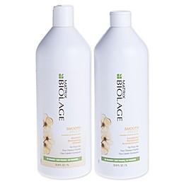 Biolage Smoothproof 33.8 fl. oz. Shampoo and Conditioner (Set of 2)