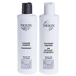 Nioxin #3 10.1 fl. oz. Shampoo and Conditioner (Set of 2)