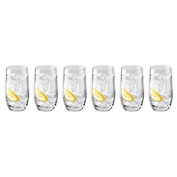 Alternate image 1 for Zwilling J.A. Henckels Prédicat Water Glasses (Set of 6)