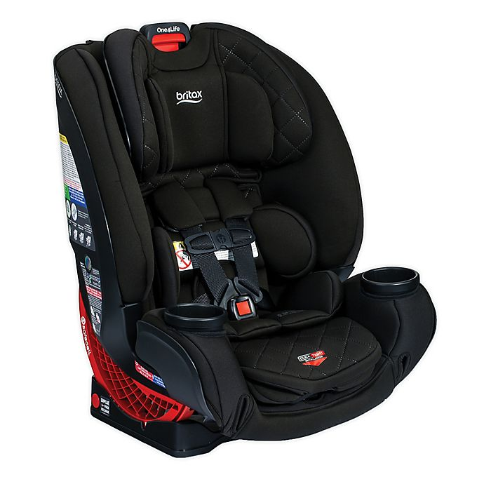 Alternate image 1 for Britax One4Life ClickTight All-in-One Convertible Car Seat in Black Diamond