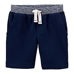 carter's® Pull-On French Terry Shorts