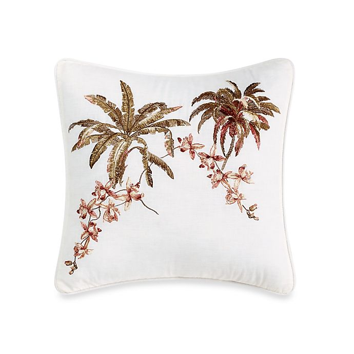 Tommy Bahama® Bonny Cove Square Throw Pillow
