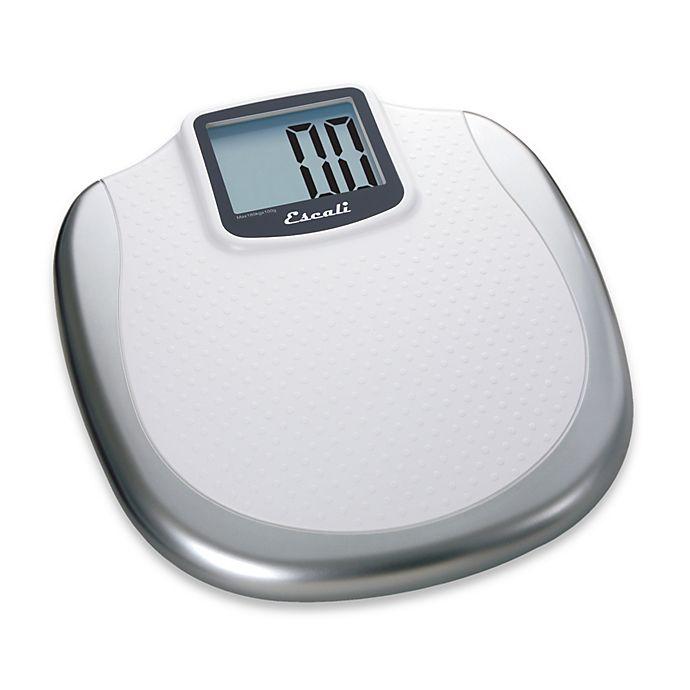 Alternate image 1 for Escali® Extra Large Display Digital Bathroom Scale