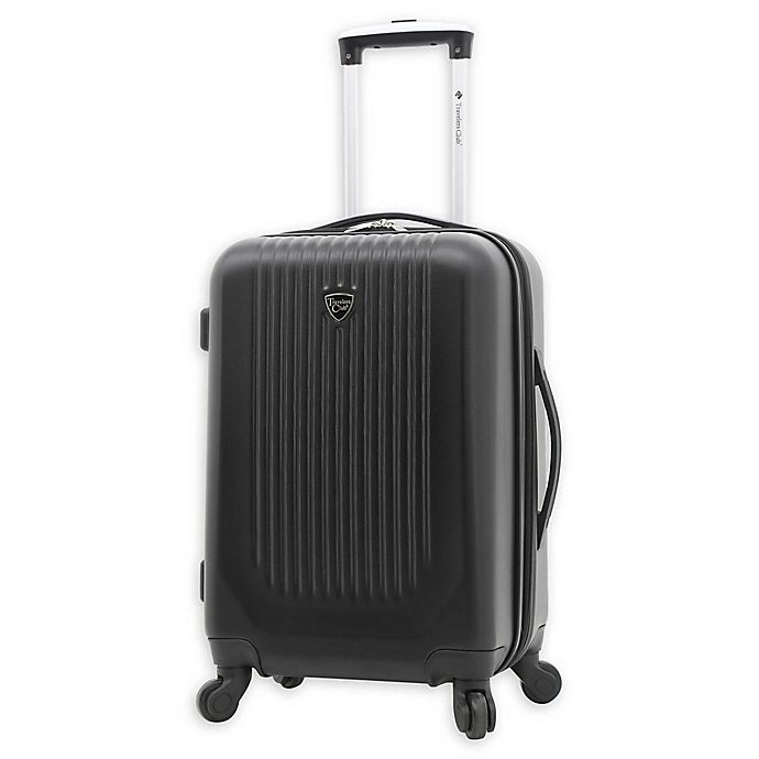 Alternate image 1 for Traveler's Club® Seville 20-Inch Hardside Spinner Carry On Luggage