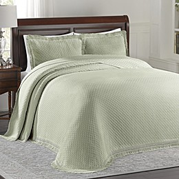 Lamont Home™ Woven Jacquard Bedspread in Sage