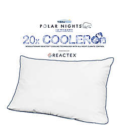 Therapedic® Polar Nights™ 20x Cooling Down Alternative Bed Pillow