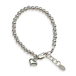 Cherished Moments Small Sterling Silver Camry Bracelet