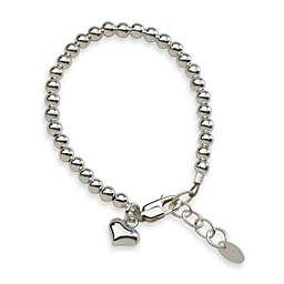 Cherished Moments Small Sterling Silver Camry Bracelet