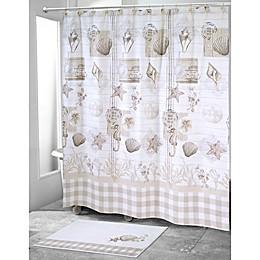 Avanti Hyannis Shower Curtain Collection
