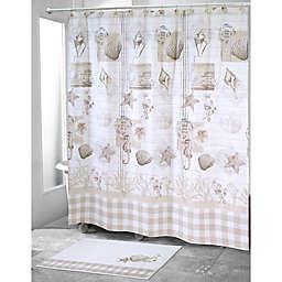 Avanti Hyannis 72-Inch x 72-Inch Shower Curtain