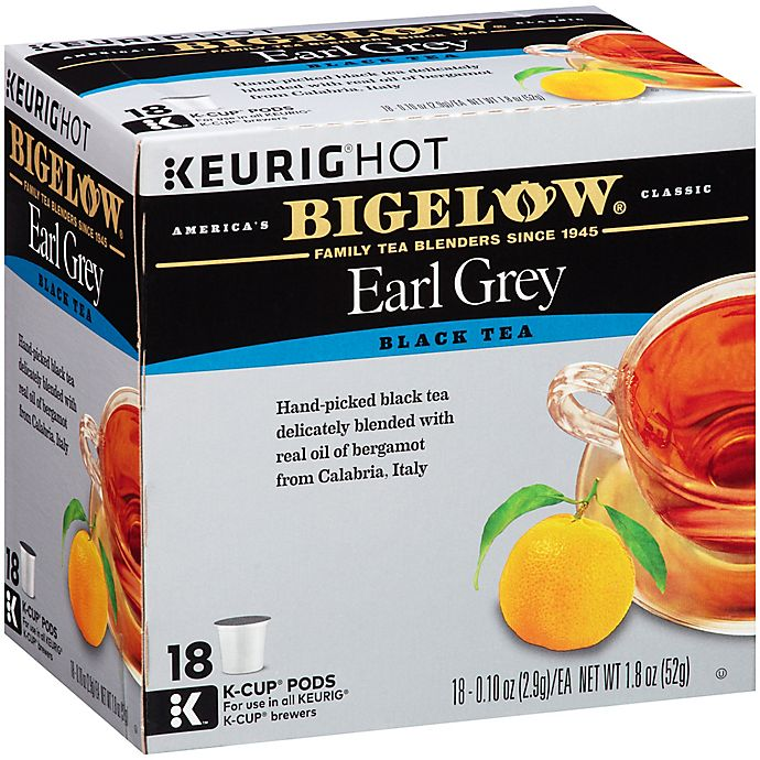 Alternate image 1 for Keurig® K-Cup® 12-Count Bigelow® Tea Collection