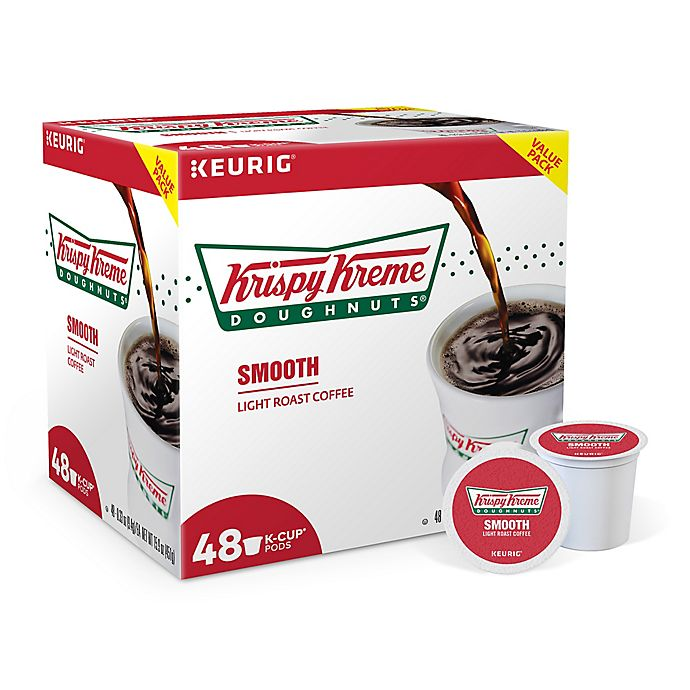 Alternate image 1 for Keurig® K-Cup® Krispy Kreme® Doughnut Coffee Collection