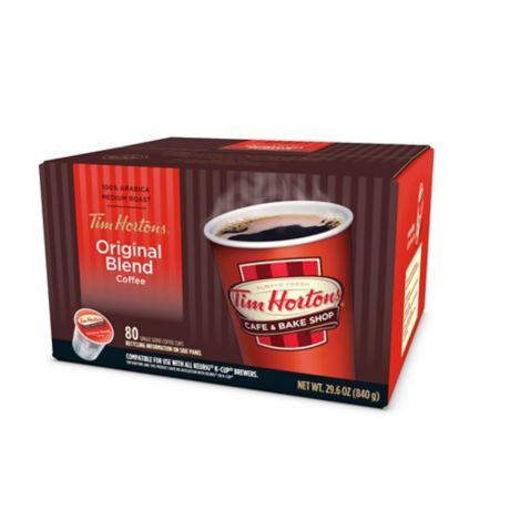 Keurig® K-Cup® Tim Hortons™ Coffee