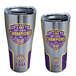 Tervis® Louisiana State University 2019 National Champs Stainless Steel Tumbler with Lid