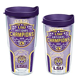 Tervis® Louisiana State University 2019 National Champs Wrap Tumbler with Lid