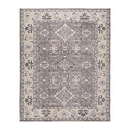 Jaipur Living Kella Hand Knotted Area Rug in Grey
