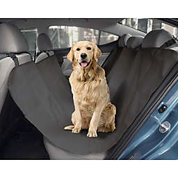 Precious Tails Waterproof Pet Car Back Seat Cover Protector