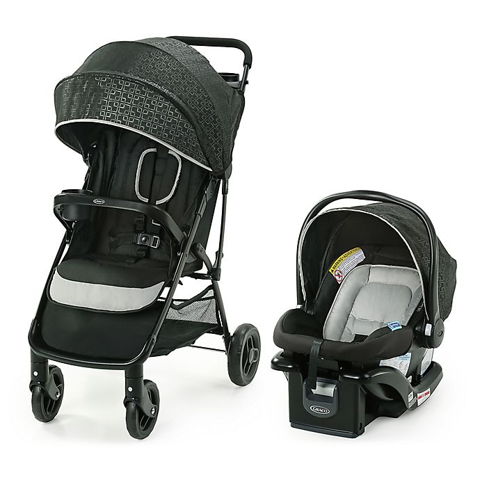 Alternate image 1 for Graco® NimbleLite™ Travel System