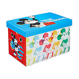 Disney® Classic Mickey Mouse 24-Inch Folding Storage Bench