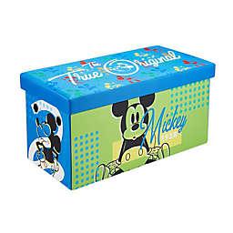 Disney® Classic Mickey Mouse 30-Inch Folding Storage Bench
