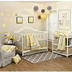 The PeanutShell™ Stella 4-Piece Crib Bedding Set