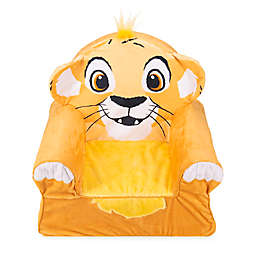 Spin Master™ Lion King Simba Marshmallow Comfy Chair
