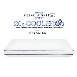 Therapedic® Polar Nights™ 20x Cooling Memory Foam Bed Pillow