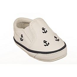 Ralph Lauren Layette Anchors Slip-On Sneaker