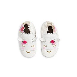 Robeez® Luna Shoe in White