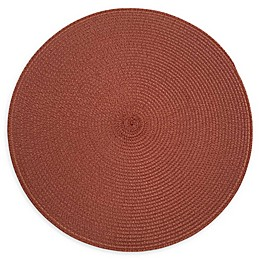 Destination Summer Indoor/Outdoor Round Placemat