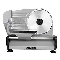 Kalorik® 200 Watts Professional Food Slicer