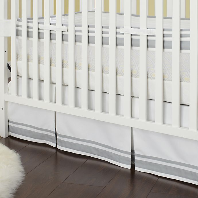 Just Born 174 Mix Amp Match Classic Collection Crib Skirt In