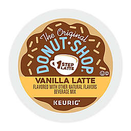 The Original Donut Shop® Vanilla Latte Coffee Keurig® K-Cup® Pods 20-Count