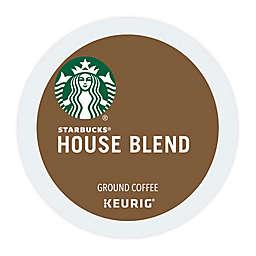 Starbucks® House Blend Coffee Keurig® K-Cup® Pods 22-Count