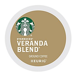 Starbucks® Veranda Blend Blonde Coffee Keurig® K-Cup® Pods 22-Count