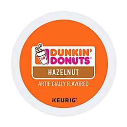 Dunkin' Donuts® Hazelnut Coffee Keurig® K-Cup® Pods 22-Count