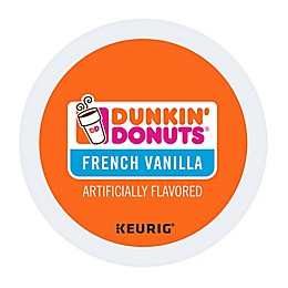Dunkin' Donuts® French Vanilla Coffee Keurig® K-Cup® Pods 22-Count