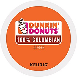 Dunkin' Donuts® Colombian Coffee Keurig® K-Cup® Pods 22-Count