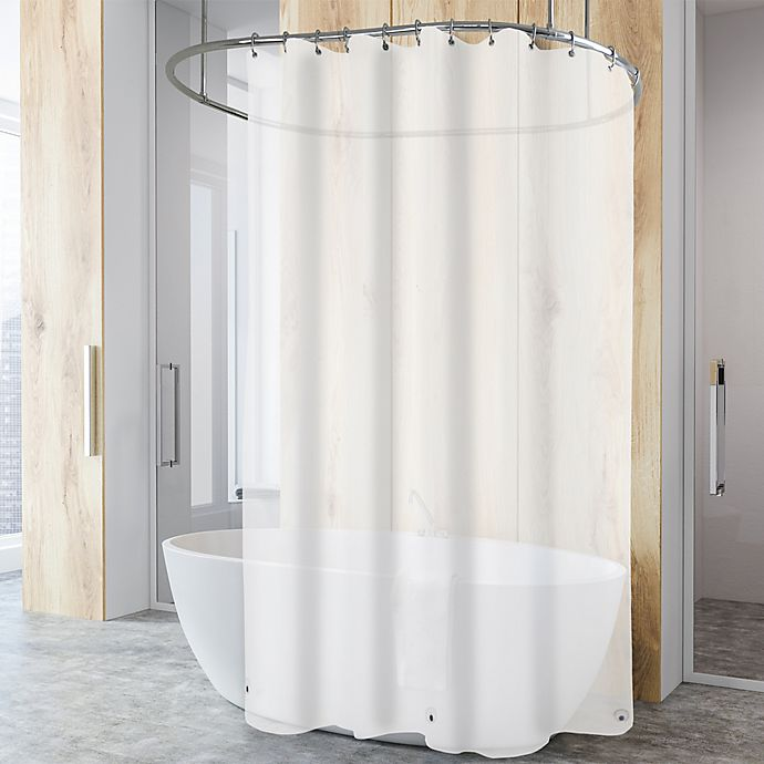 Alternate image 1 for PEVA Shower Curtain Liner