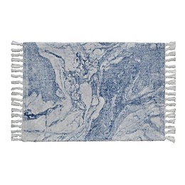 Wamsutta® Collective Marble Print Bath Rug