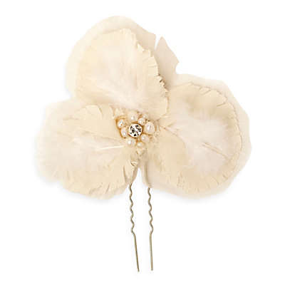 Bloom Bazaar Penelope Silk Hair Pin