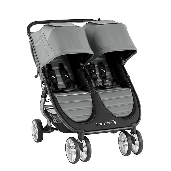 Alternate image 1 for Baby Jogger® City Mini® 2 Double Stroller
