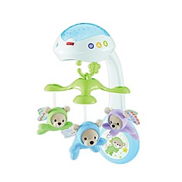 Fisher-Price® Butterfly Dreams™ 3-in-1 Musical Projection Mobile