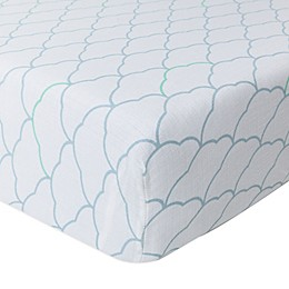 newton baby® Dream Weaver Organic Cotton Fitted Crib Sheet