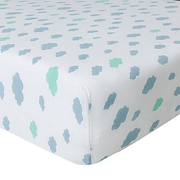 newton baby® Little Dreamer Organic Cotton Mini Fitted Crib Sheet