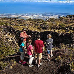 Hidden Craters Hike  by Spur Experiences® (Kona, Hawaii)