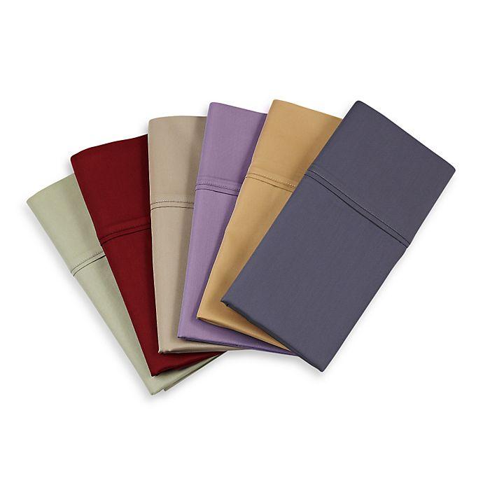 Alternate image 1 for Robin Wilson Home 500-Thread-Count Deep Pocket Sheet Set