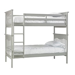 TiAmo Mason Twin Over Twin Bunk Bed